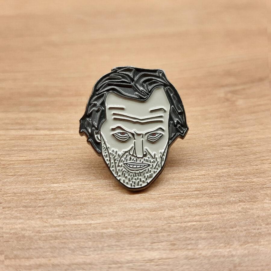 Pin Jack Torrance / Osvícení