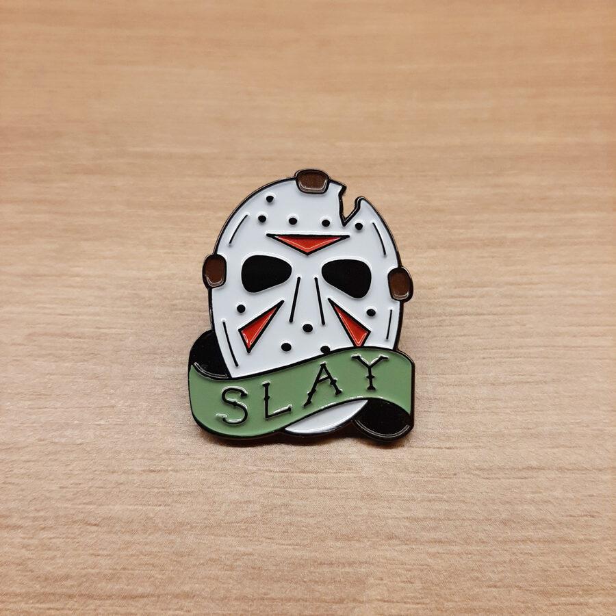 Pin Jason Voorhees / Pátek Třináctého