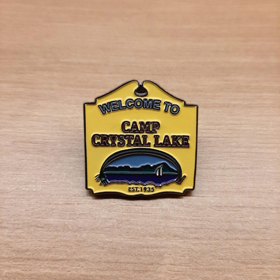 Pin Kemp Crystal Lake / Pátek Třináctého
