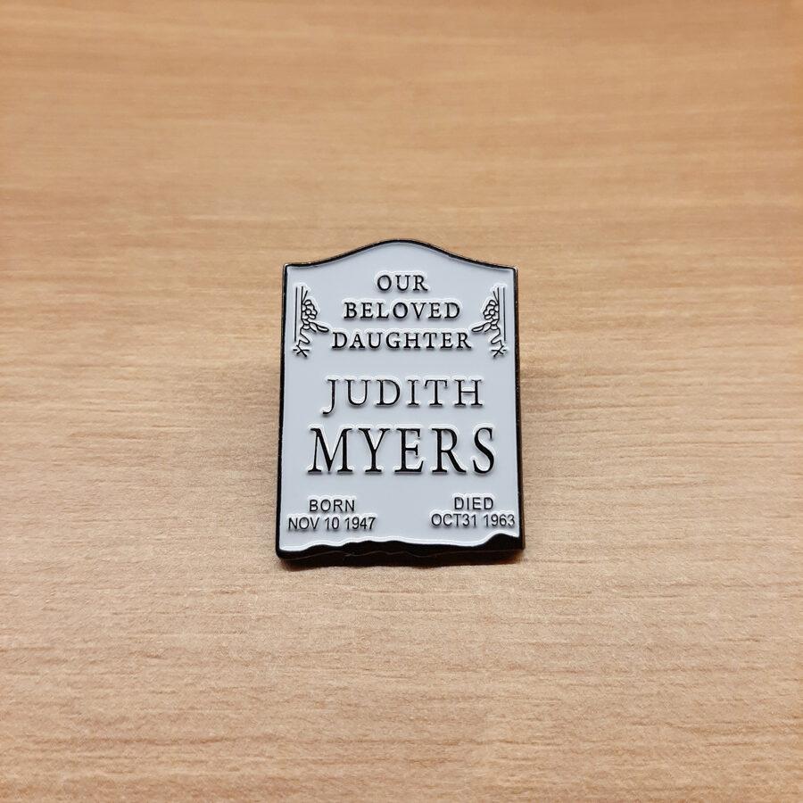 Pin Náhrobek Judith Myers / Halloween
