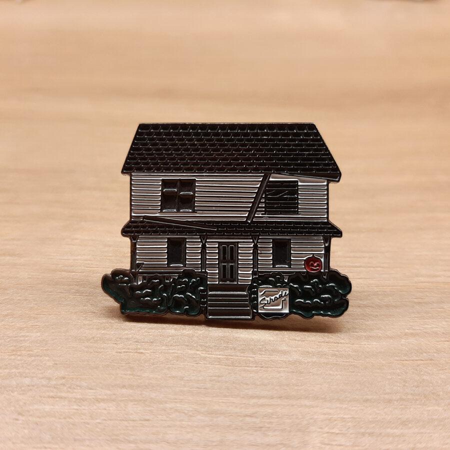Pin Michaelův Dům / Halloween