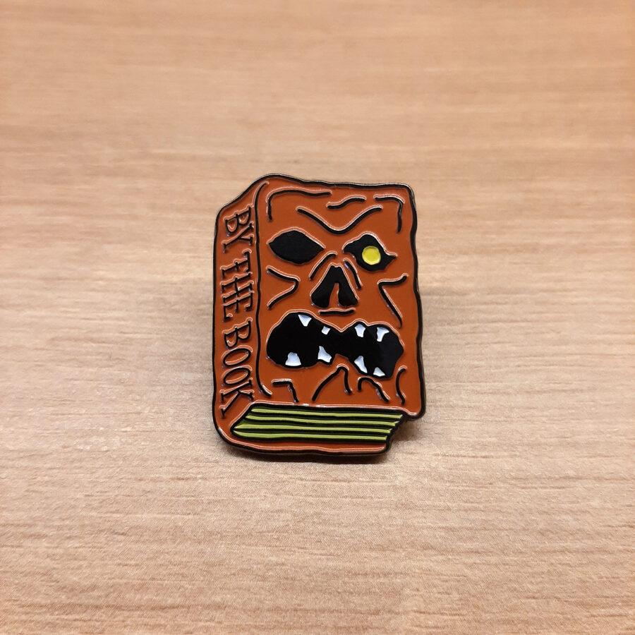Pin Necronomicon / Smrtelné Zlo