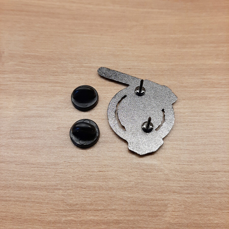 Pin Ash / Smrtelné Zlo