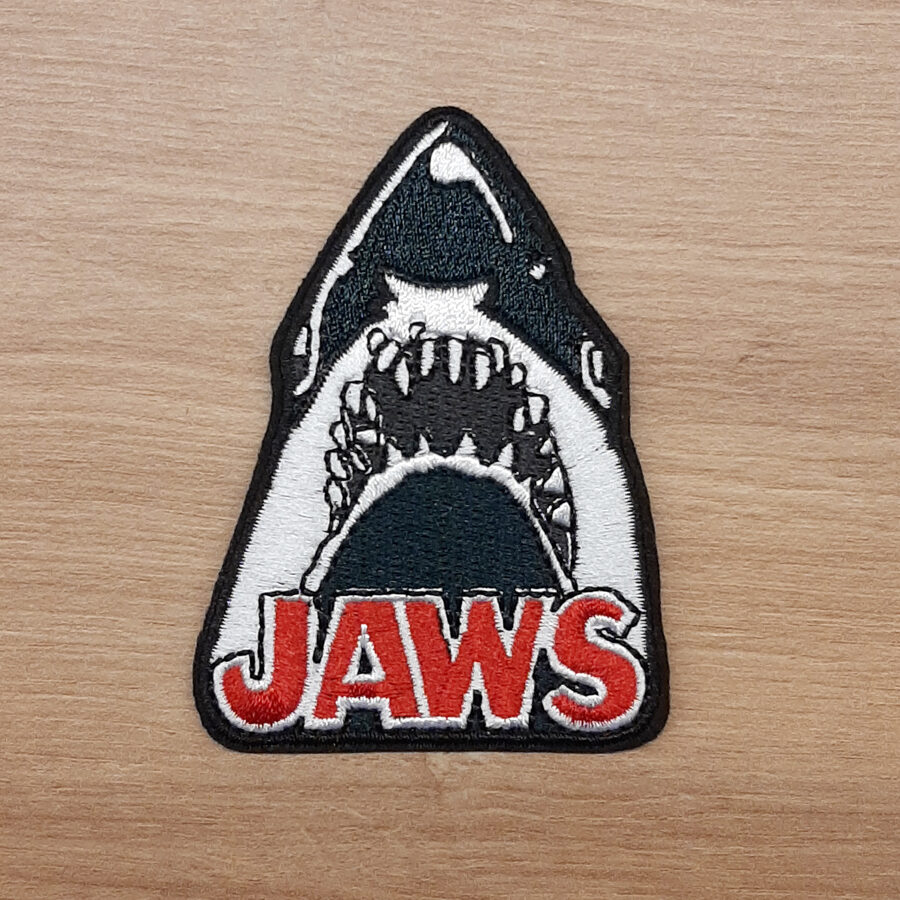 Patch Great White Shark / Jaws
