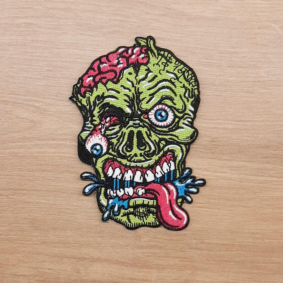 Nášivka Zombie