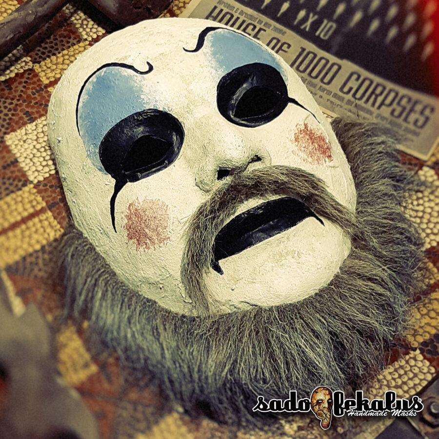 Děsivá Horororová Maska / Kapitán Spaulding