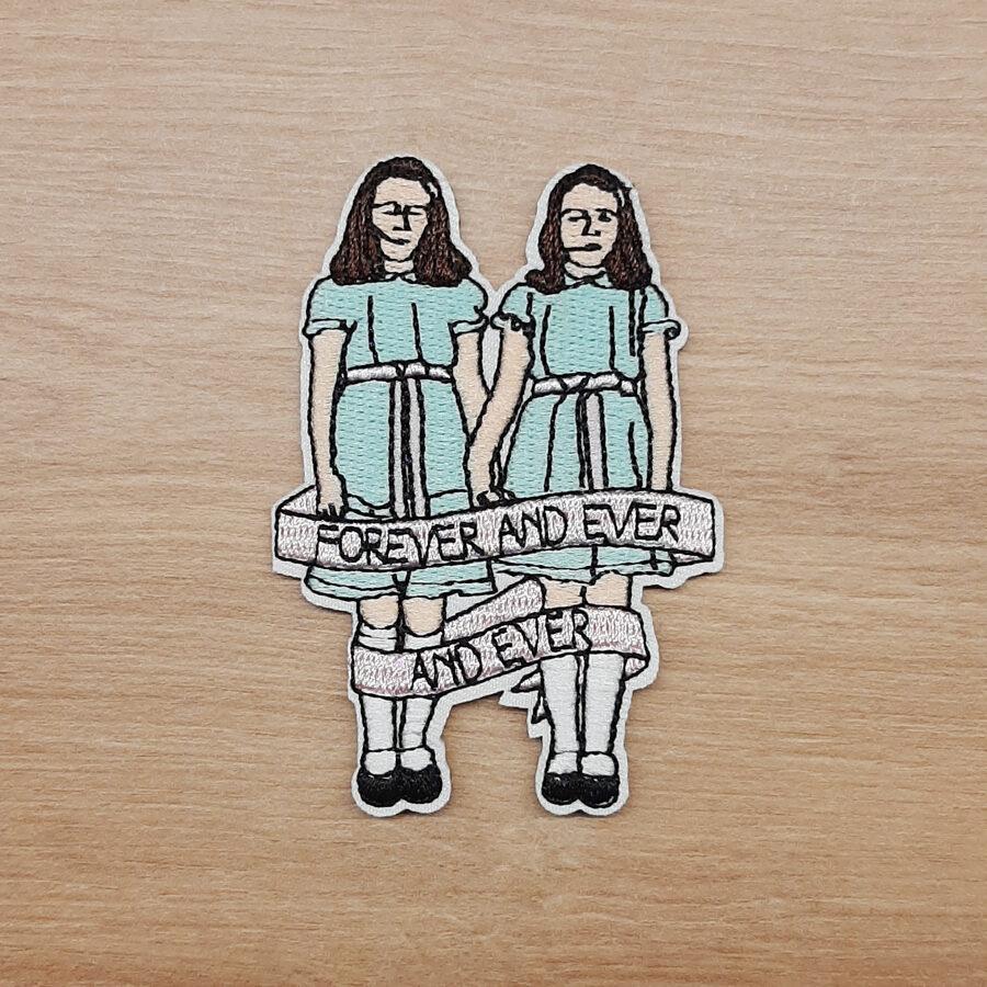Nášivka Dvojčata / Osvícení