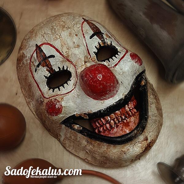 Děsivá Hororová Maska / Kretén