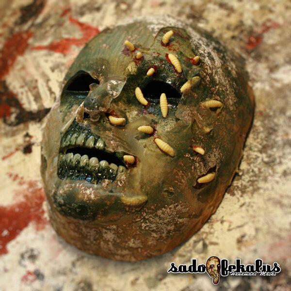 Děsivá Hororová Maska / Červivec