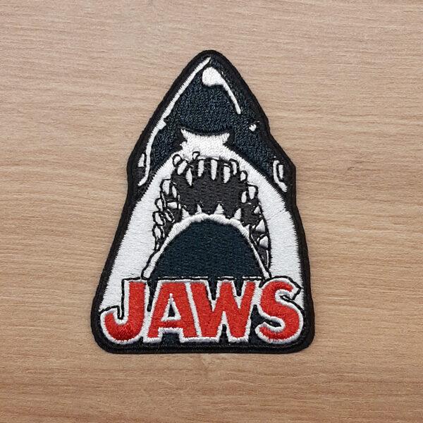 Nášivka Velký Bílý Žralok / Čelisti