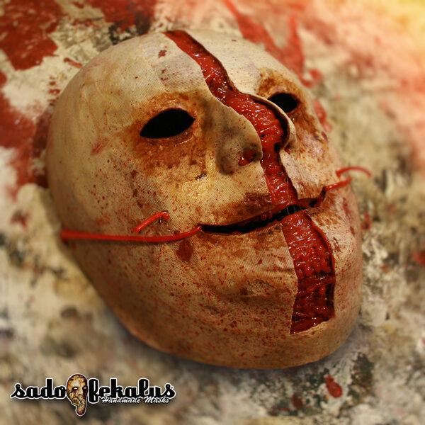 Děsivá Hororová Maska / Pořez